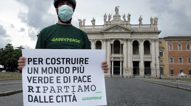 greenpeace Restart