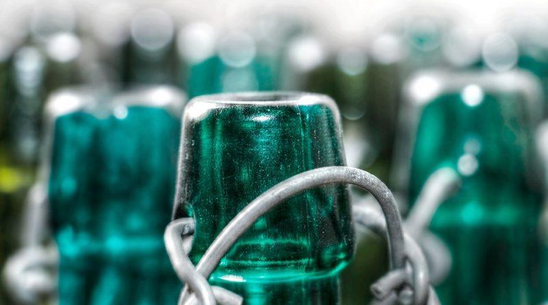 bottiglie vetro