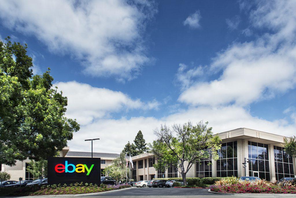 eBay vendita usato