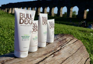Bulldog, la linea di prodotti sostenibili per la skincare maschile