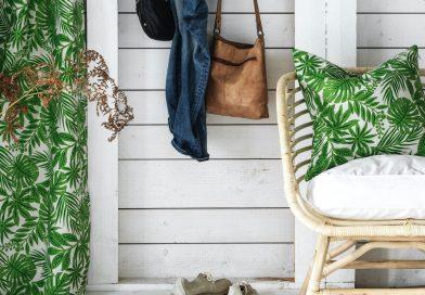 IKEA veste la casa con nuovi tessuti sostenibili