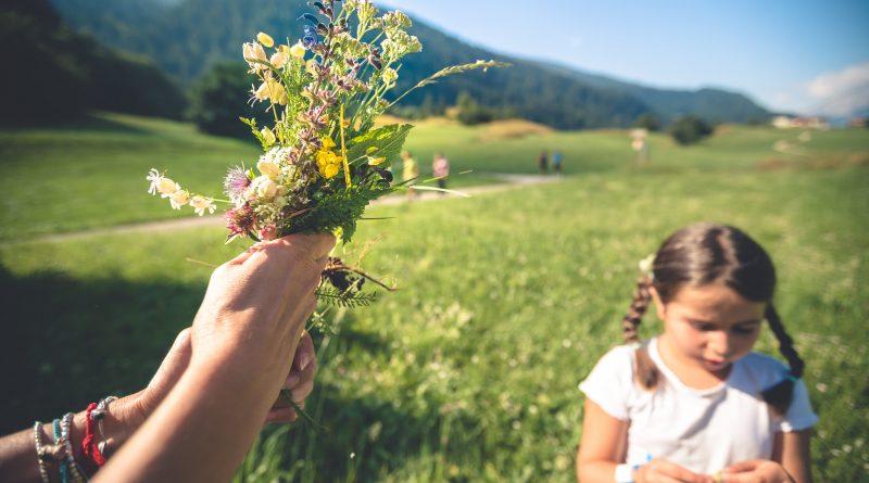 Dolomiti Paganella fiori
